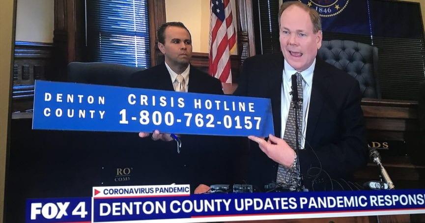 Denton County COVID-19 Pandemic Response