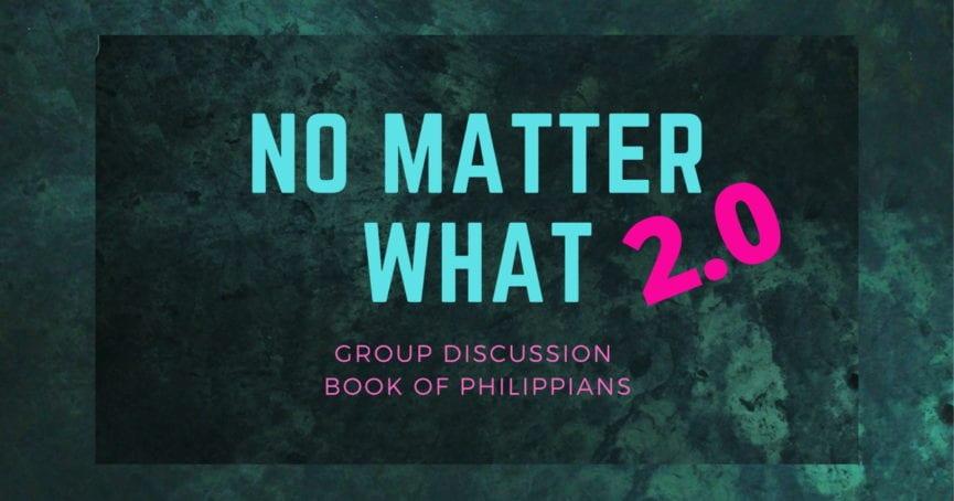 No Matter What 2.0