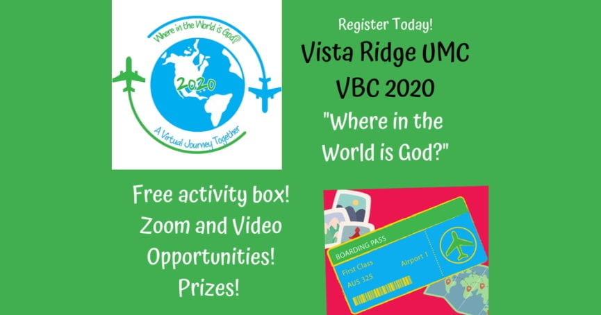 Vista Ridge UMC Virtual VBC