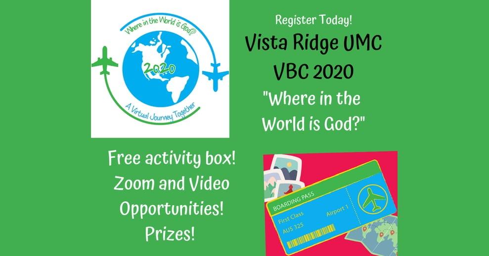 Vista Ridge UMC Virtual VBC