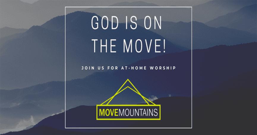 Move Mountains Worship Series