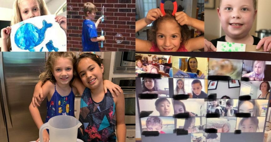 Virtual VBC collage