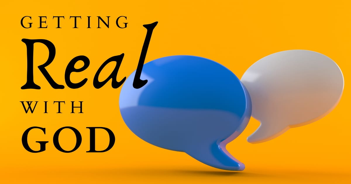Getting Real with God worship series