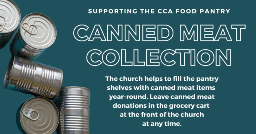 Canned Meat Collection