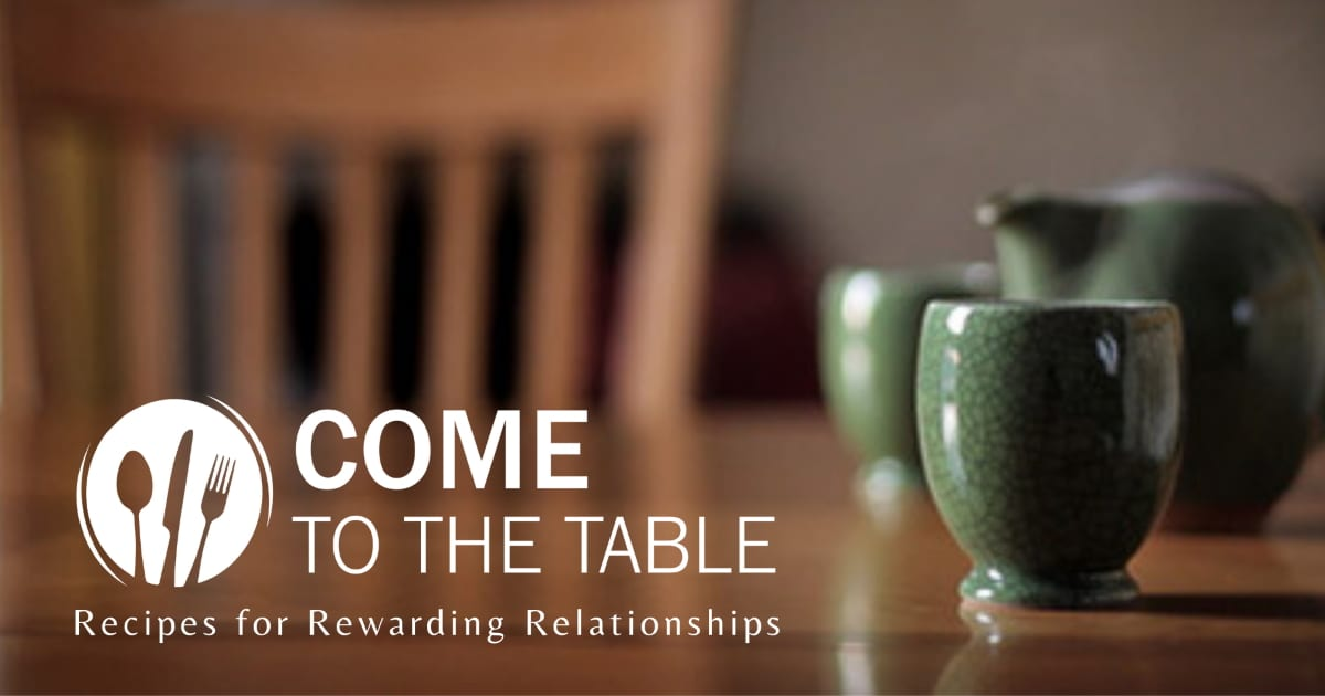 Come to the Table Worship Series