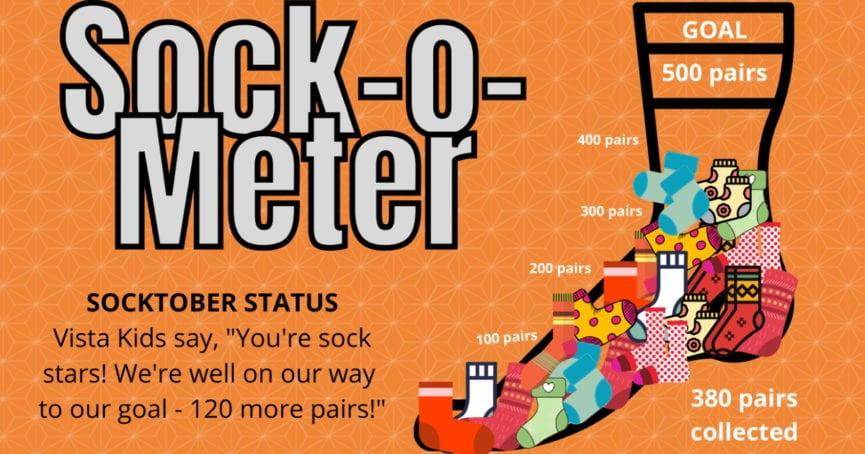 Sock-o-Meter October 23, 2020