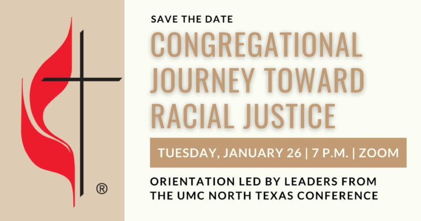 Congregational Journey Toward Racial Justice