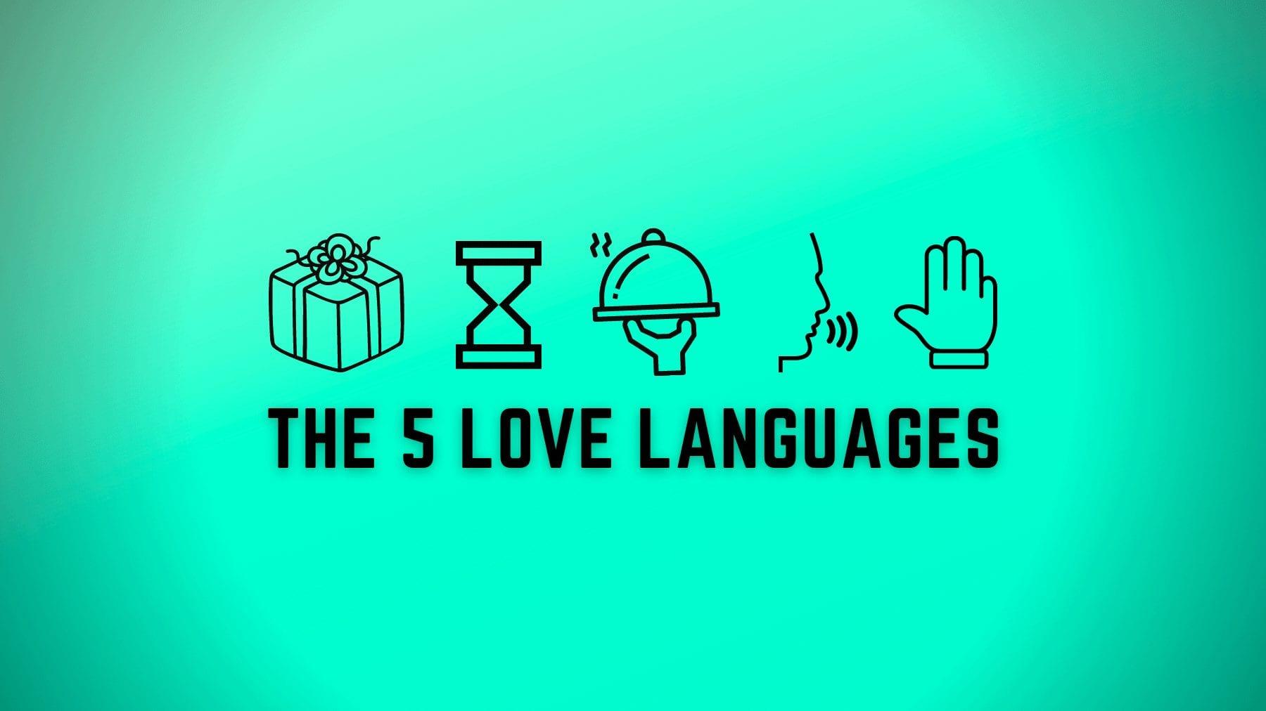 The 5 Love Languages Worship Series