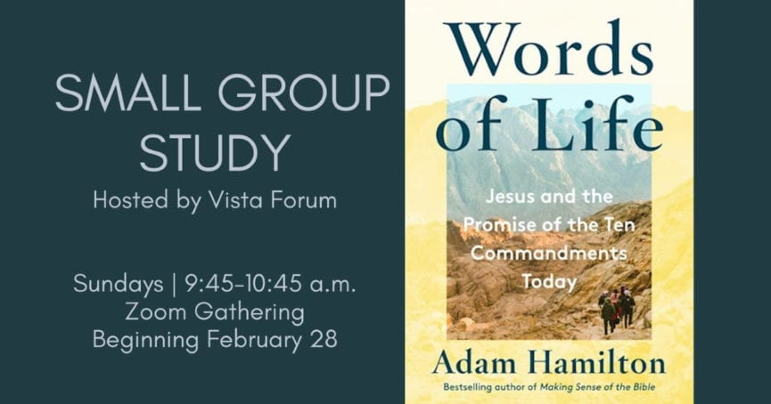 Words of Life Small Group Study