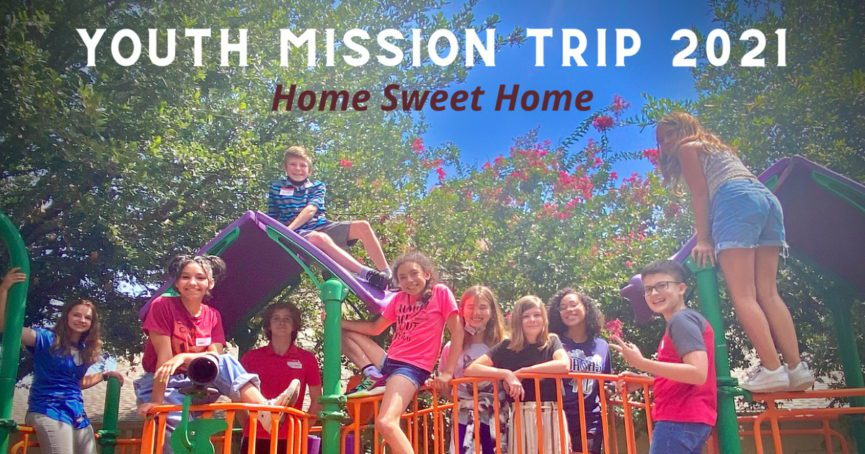 Youth Mission Trip 2021